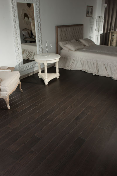 Oak Charcoal Matte contemporary wood flooring