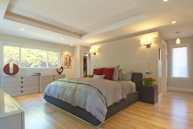 Oakland Ca Remodel Contemporary Bedroom Other By