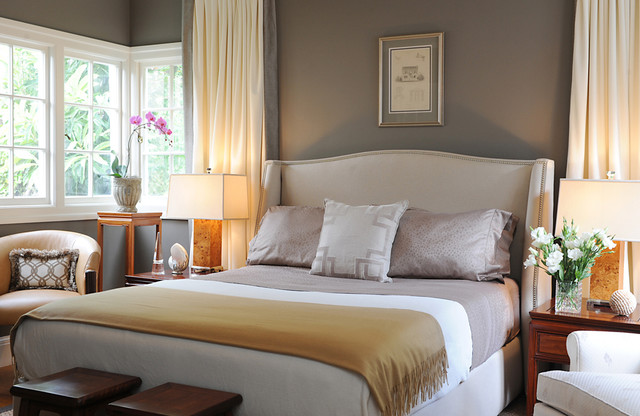 Oakland master bedroom traditional bedroom san francisco by brian dittmar design inc Houzz master bedroom photos