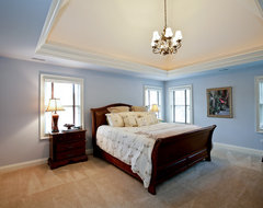 Oakley Home Builders traditional-bedroom