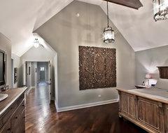 Oakley Home Builders traditional-bedroom