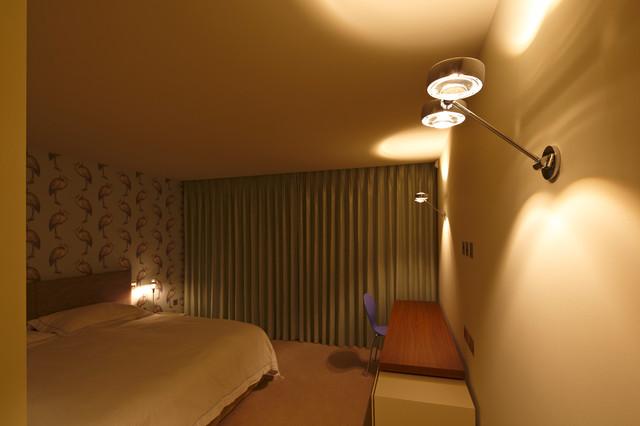 Occhio lighting modern bedroom