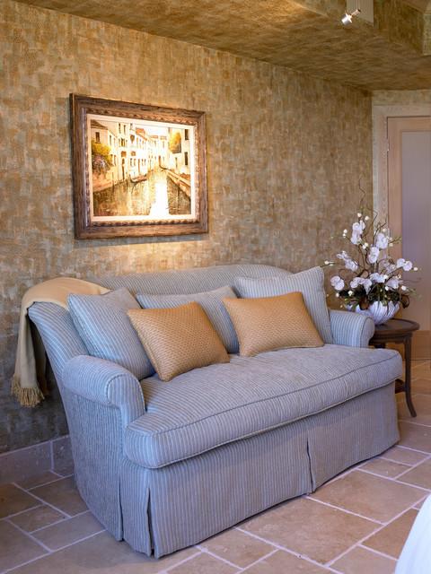 Oceanfront Condo Traditional Bedroom Jacksonville