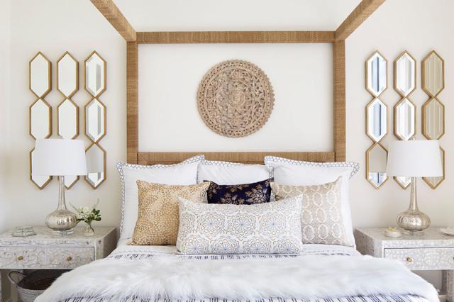 Lisa Michael Interiors · Interior Designers U0026 Decorators. Oceanside Retreat  Beach Style Bedroom