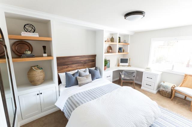 Office And Guest Room Landhausstil