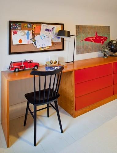 Office Area modern-bedroom
