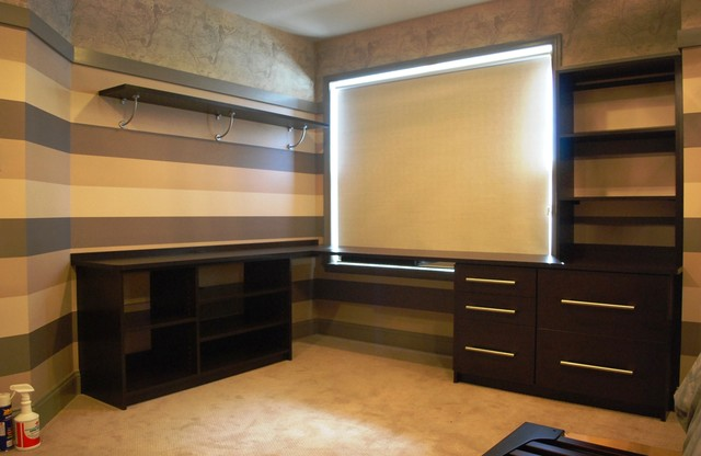 storage amp wall units modern bedroom baltimore by wall of closets houzz