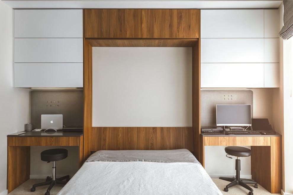 Office/Guest Room Murphy Bed - Unique Modern Bedroom ...