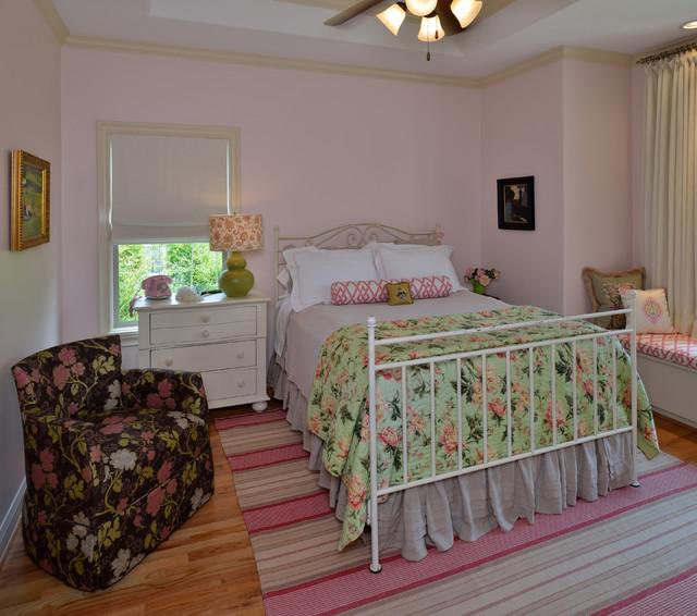 Old Braeswood Renovation Traditional Bedroom Houston