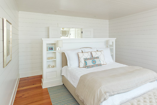 Photo credit: Tropical Bedroom by Charleston General Contractors Structures Building Company