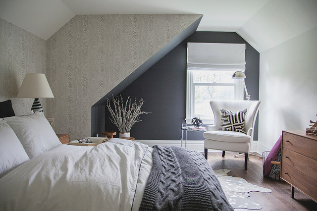 Old Westbury, NY - Transitional - Bedroom - New York