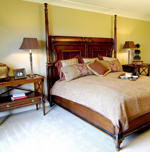 Old world european interior design traditional bedroom for European style bedroom ideas
