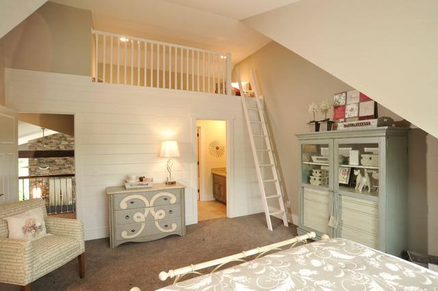 Olentangy Falls ~ Delaware, OH modern-bedroom