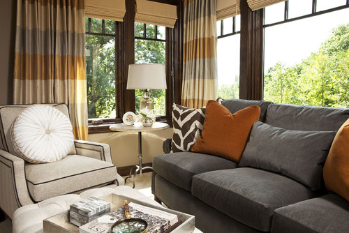 fall decorating ideas start with small accessories such pillows