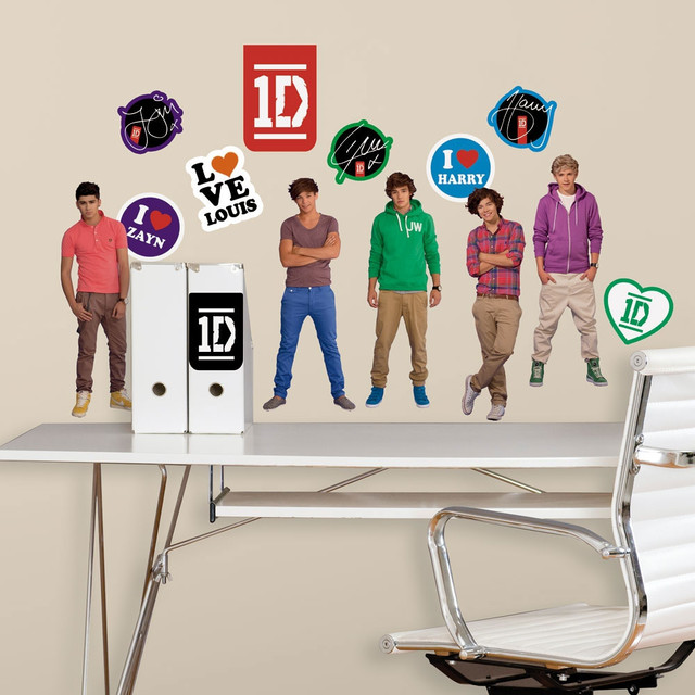 One Direction Bedding And Room Decorations Modern