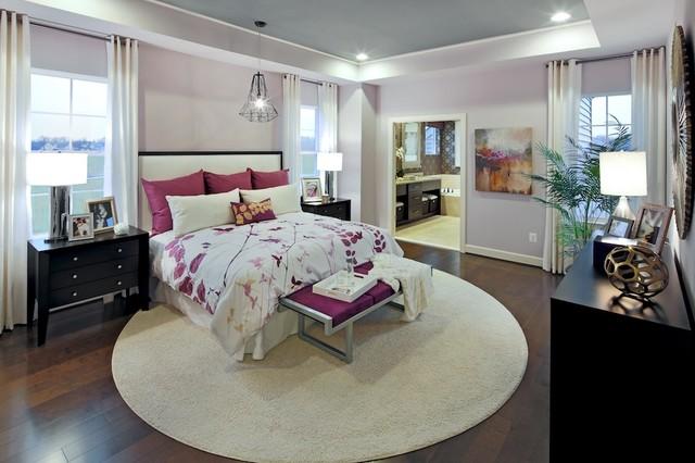 One Loudoun - Tribecca eclectic-bedroom