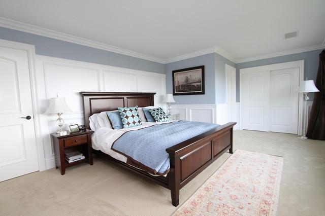 Orange County traditional-bedroom