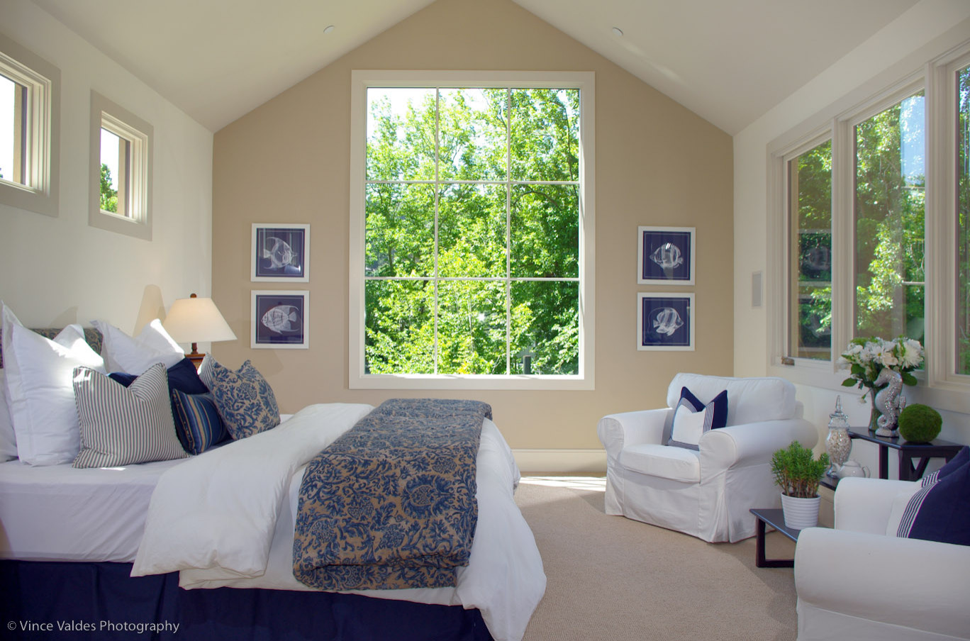 Organic Contemporary with Whimsical Pops