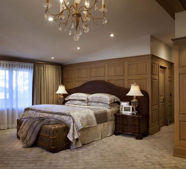 Traditional Bedroom Pictures: Original Street