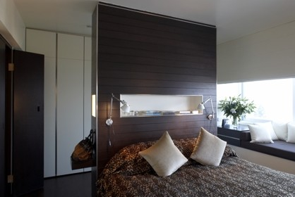 Bed Head Dressing Room Partitions
