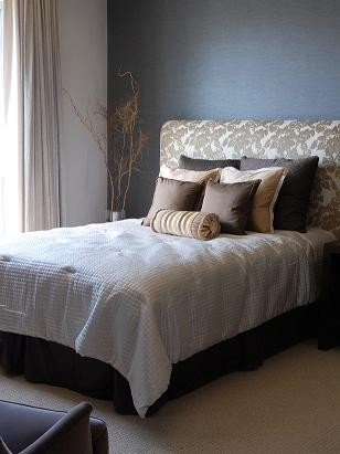Our Beautiful work!! contemporary-bedroom