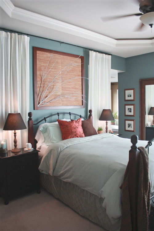 contemporary bedroom Tips for Bedside Lighting