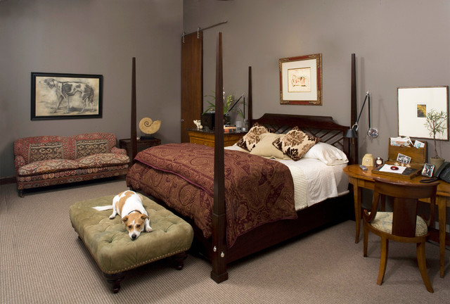 our home traditional bedroom dallas by studios 1019