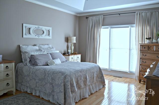 Our Home Tour GA Master Bedroom Traditional Bedroom Atlanta
