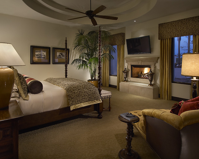 Ownby Design traditional-bedroom