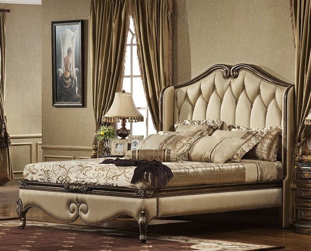 Oxford bedroom set traditional bedroom orange county for Bedroom furniture sets orange county