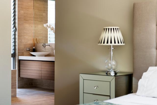 Ozone Extension/Renovation contemporary-bedroom