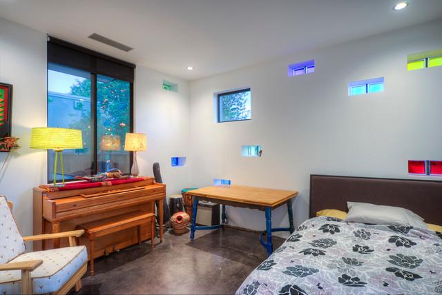 P+P Home contemporary-bedroom