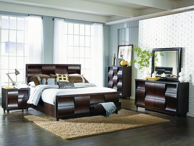 Mealeyu0027s Furniture Furniture U0026 Accessories. Pacha Bedroom Collection  Contemporary Bedroom