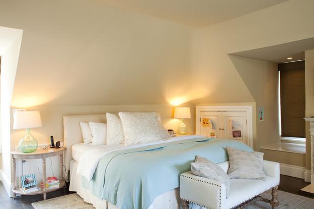 Pacific Avenue contemporary-bedroom