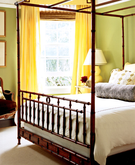 Pacific Heights Exuberance  bedroom