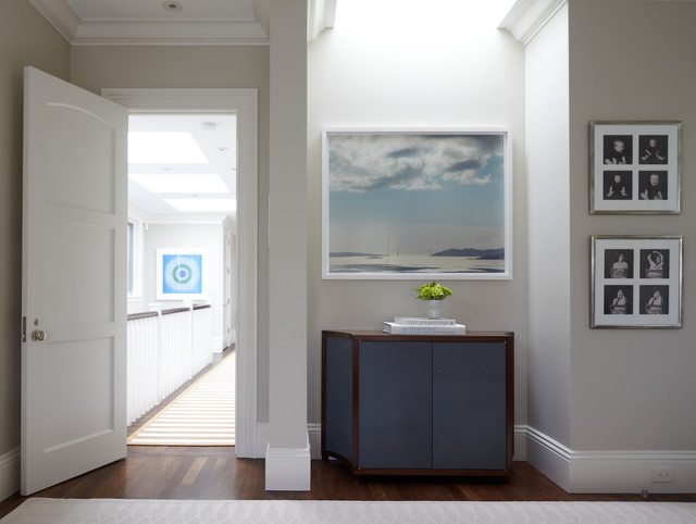 Pacific Heights Family Home contemporary-bedroom