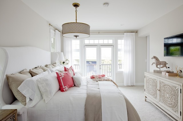 Pacific National Exhibition by Jillian Harris transitional-bedroom
