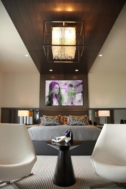 Paddock Residence contemporary-bedroom