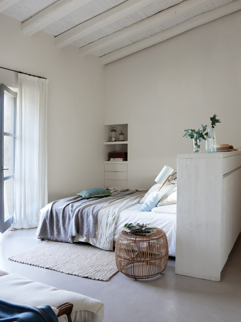 C mo decorar sal n dormitorio y comedor con ideas for Dormitorios rusticos ikea