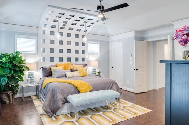 painting classique chic chambre atlanta par green basements remodeling. Black Bedroom Furniture Sets. Home Design Ideas