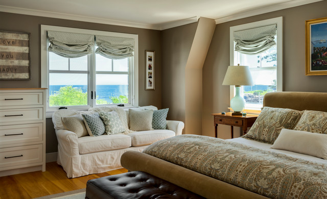 Painting the New England Coast Line beach style bedroom. Painting the New England Coast Line   Beach Style   Bedroom