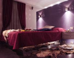PAISSIN interior design modern-bedroom