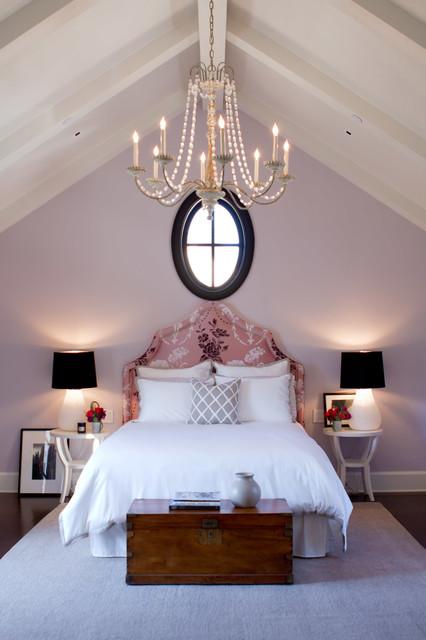 Palisades Riviera transitional-bedroom