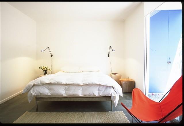 palm desert modern-bedroom