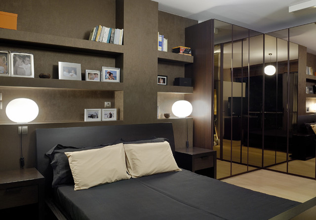Panorama Luxury Residences Modern Bedroom Other By