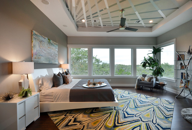 Parade Home Contemporary Bedroom Austin By Pillar