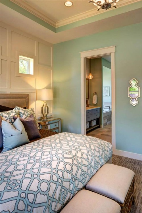 What Color And Paint Brand Are The Walls