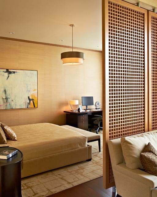 Paramount contemporary-bedroom
