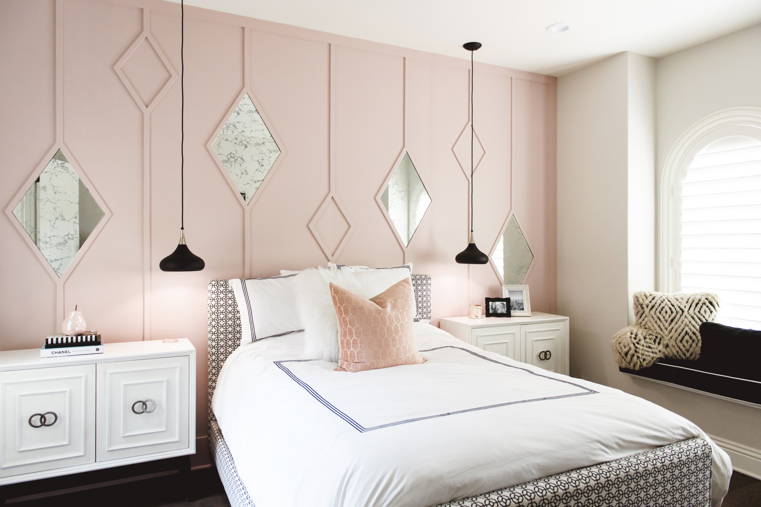75 Beautiful Wall Paneling Bedroom Pictures Ideas July 2021 Houzz