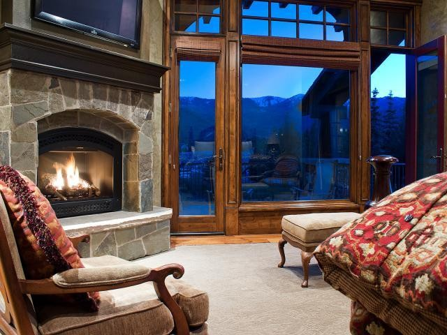 Park city quarry mountain home contemporary bedroom salt lake city by utah real estate - House mountainsbedrooms ...